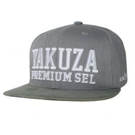 Yakuza Premium Kšiltovka - šedá šedá