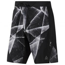 Reebok OS Epic šortky - černá/bílá černá S
