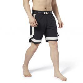 Reebok Combat Boxing trenky - černá černá S