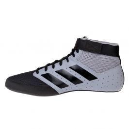 Zápasnické Boty adidas Mat Hog 2.0 - šedá/černá šedá 9