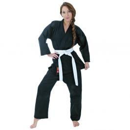 Hayashi karate gi KIRIN - černá černá 150