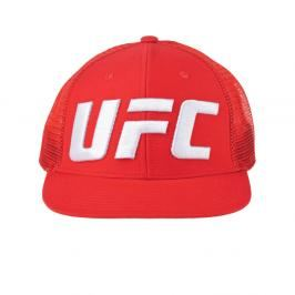 Reebok UFC Logo Trucker kšiltovka - červená červená