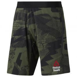 Reebok CrossFit Games Speed kraťasy khaki S