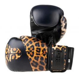 Boxerské rukavice Fighter Jungle Series - leopard mix barev 6