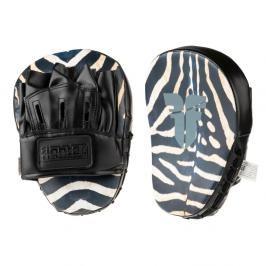 Lapy Fighter Box Jungle Series - Zebra černá