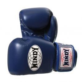 Boxerské rukavice WINDY Special - modrá modrá 10
