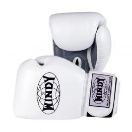 Boxerské rukavice Windy Special - bílá/šedá bílá 10