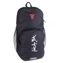 Velký batoh Fighter - Bushido černá