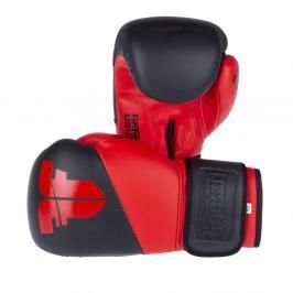 Boxerské rukavice Fighter SPLIT- černá/červená černá 10