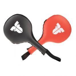 Lapy Fighter Target - černá/červená černá
