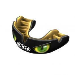 Chrániče zubů - OPRO UFC PWF - černá/zelená černá