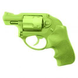 Cold Steel Ruger LCR gumový revolver zelená