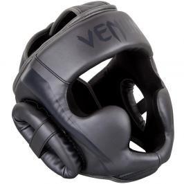 Venum Elite přilba - univerzální velikost tmavě šedá