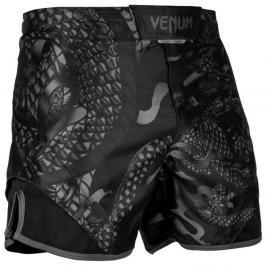 Venum Dragon's Flight MMA šortky - černá černá L