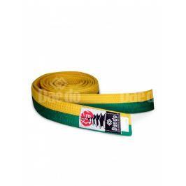 Pásek Daedo - žlutá/zelená žlutá 285