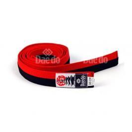 Pásek Daedo - červená/černá červená 260