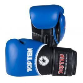 Boxerské rukavice Top Ten 4Select - modrá/černá modrá 14