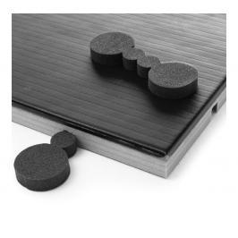 Trocellen judo tatami I-TIS Easy 1x1 m - černá černá