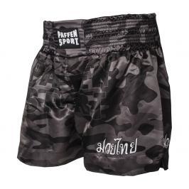 Thai trenky Paffen Sport Camo - černá černá S