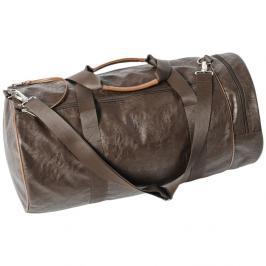 Paffen Sport sportovní taška Traditional - hnědá hnědá