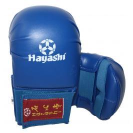 Trénikové chrániče rukou karate - Tsuki - modrá modrá S