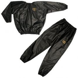 adidas sauna oblek černá XXL