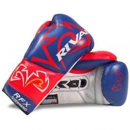 Profesionální rukavice Rival RFX-Guerrero modrá 10