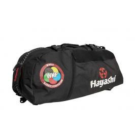 Hayashi taška / batoh Combo WKF - velikost M černá