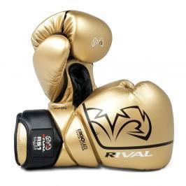 Boxerské rukavice Rival ULTRA - zlatá zlatá 14