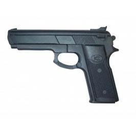Gumová pistole Hayashi černá