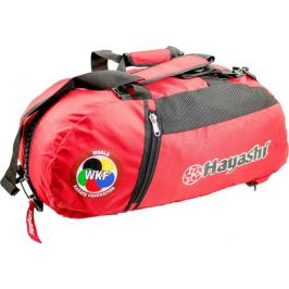 Hayashi taška / batoh Combo WKF - červená červená M