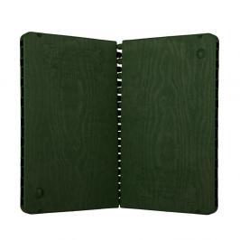 Přerážecí deska zelená zelená