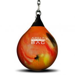 Aqua Punching Bag - vodní box pytel 35 kg oranžová
