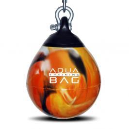 Aqua Punching Bag - vodní box pytel 16 kg oranžová