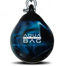 Aqua Punching Bag vodní box pytel 55 kg - černá/modrá černá