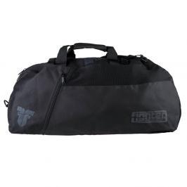 Sportovní taška Fighter - černá černá M