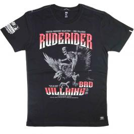 Triko Ruderider Yakuza Premium - černá černá M
