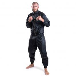 Booster Sauna oblek - černá černá M