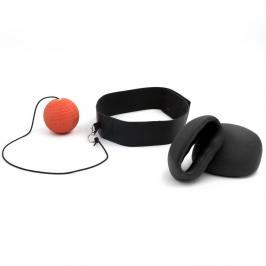 Top Ten Headball - reakční míček oranžová XXL