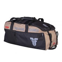 Sportovní taška FIGHTER LINE XL TACTICAL SERIES - Desert béžová