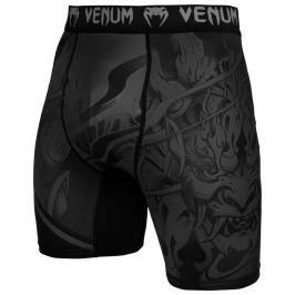 Kompresní šortky Venum Devil - černá černá M