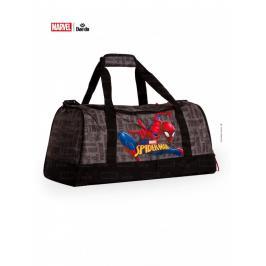 Daedo sportovní taška Spider-man šedá