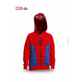 Daedo mikina s maskou Spider-Man - červená červená 110