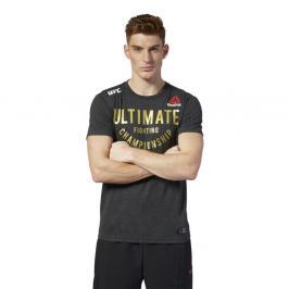 Reebok UFC Fight Night Walkout Jersey triko černá S