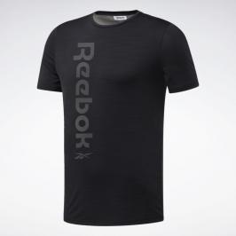 Reebok Workout Ready Activchill triko černá S