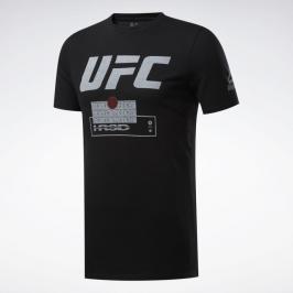 Reebok UFC FG Fight Week triko černá S