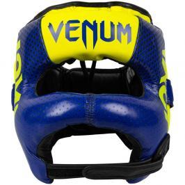 Venum Pro Boxing přilba LOMA edice - modrá/žlutá modrá M