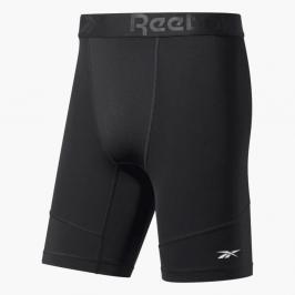 Reebok Wor Compr Brief kompresní šortky - černá černá S