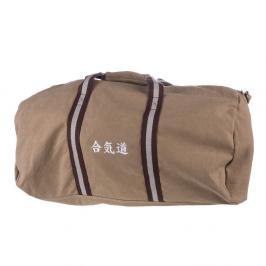 Sportovní taška Nine Circles Sahara - Aikido písková