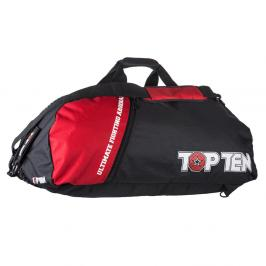 Sportovní taška Top Ten MMA - černá černá